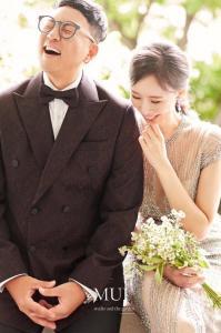 '오창훈' 신부 강모씨는 비 연예인으로 두 ...