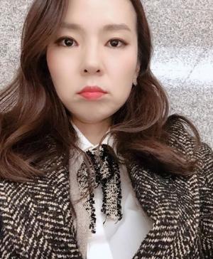 """곽정은, 피로감 물씬 드러난 셀카 """"심술 가득"""""""