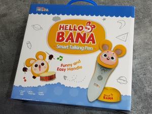 유아용 언어놀이 교재, 휴먼톡톡 리워드 펀딩 공동구매 모집